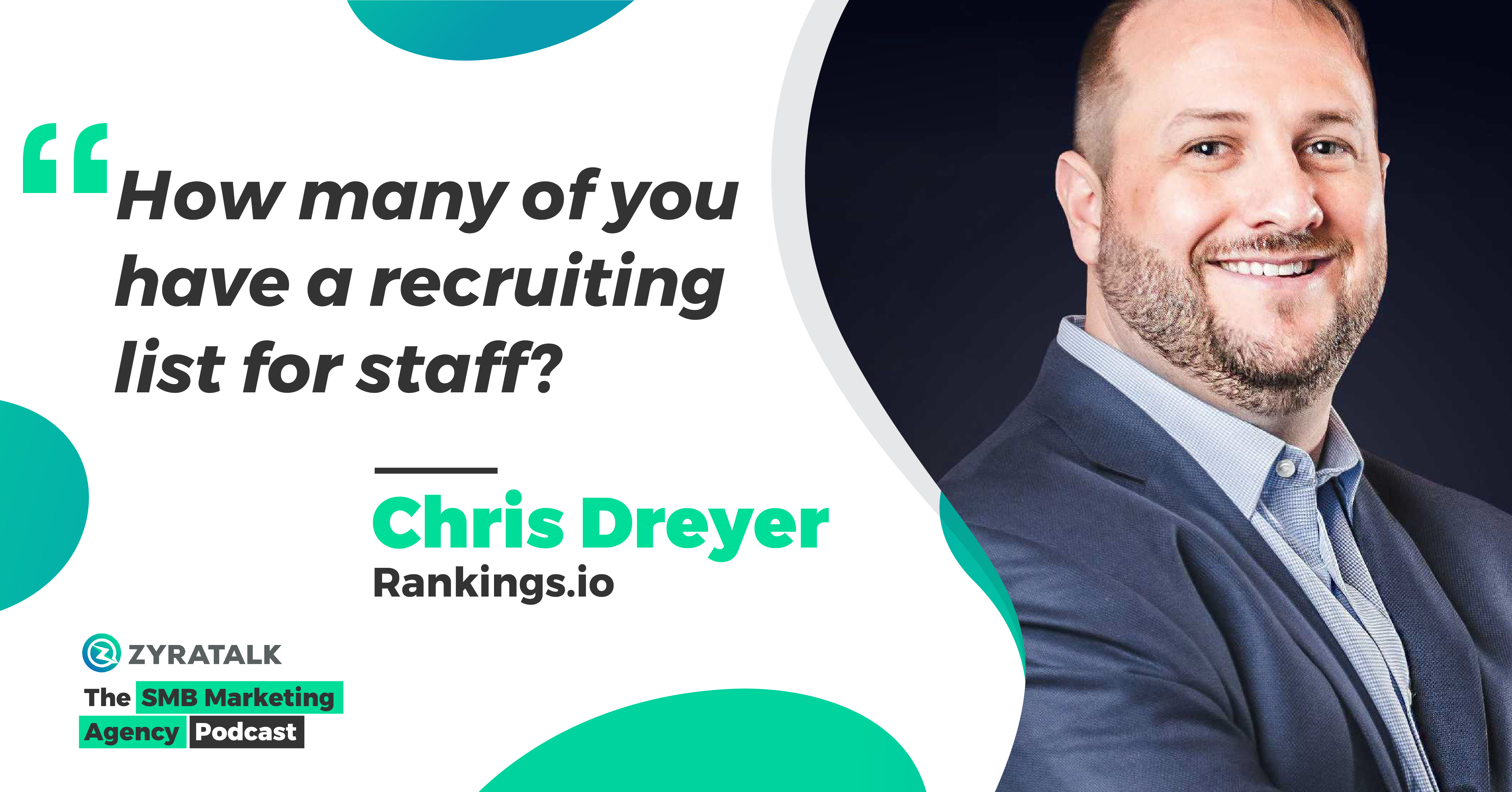 marketing podcast for small business chris dreyer rankings